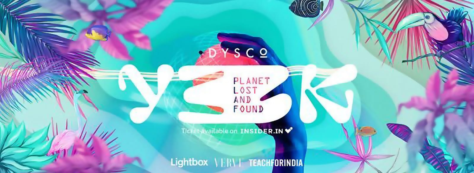 Dysco's Y3K: Planet Lost & Found Brings Sustainability Thought Leaders Together - Seams For Dreams