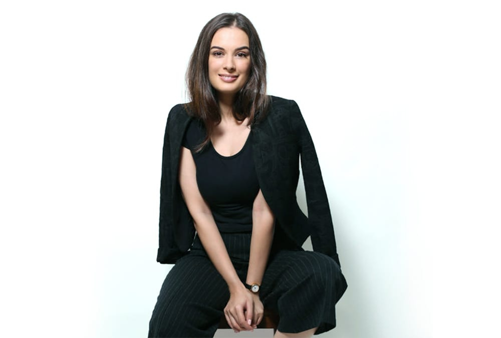 Seams For Dreams - About Us - Evelyn Sharma